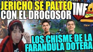 MISTICO CONTANDO LOS CHISMES DE LA FARANDULA DOTERA | PARTE 1| JERICHO SACADO DE ANVORGESA
