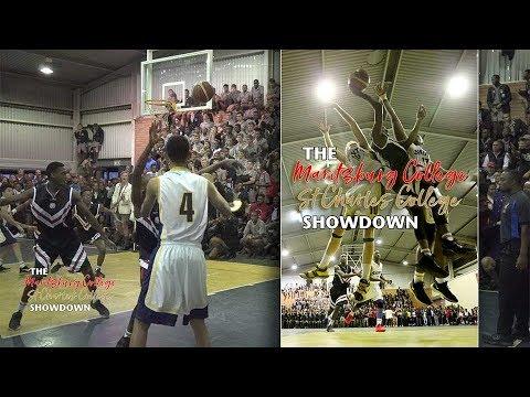 Maritzburg College St Charles College Basketball showdown