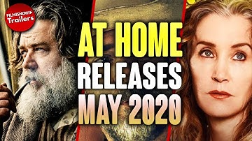 HOME RELEASE MOVIES MAY 2020   DIGITAL/DVD/BLURAY