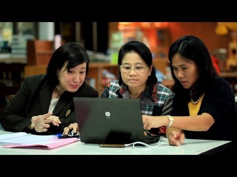 3 ประสาน กรณีศึกษาจาก รร.มหรรณพาราม สพม. 1 ตอน  1/2 (ชุมชนแห่งการเรียนรู้ทางวิชาชีพ)