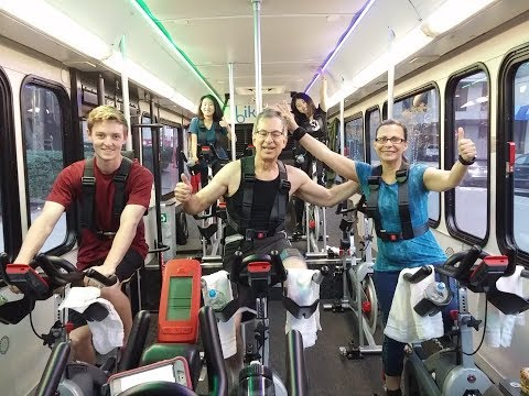 BikeBus City Tours Allow You To Workout At The Same Time!