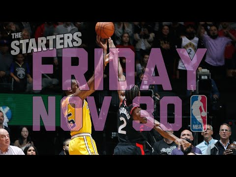 NBA Daily Show: Nov. 30 - The Starters