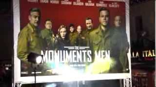 The Monuments Men Premiere ODEON Leicester Square
