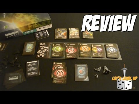 Eminent Domain by Tasty Minstrel Games Review