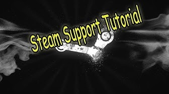 Steam Account GEHACKED?!?!? Steam Support TUTORIAL!