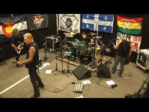 Metallica Tuning Room PHOENIX AUG 4 2017 [Full Set]