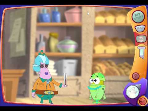 Cyberchase Quest 4: Stop the Stormerator - Full Walkthrough Gameplay