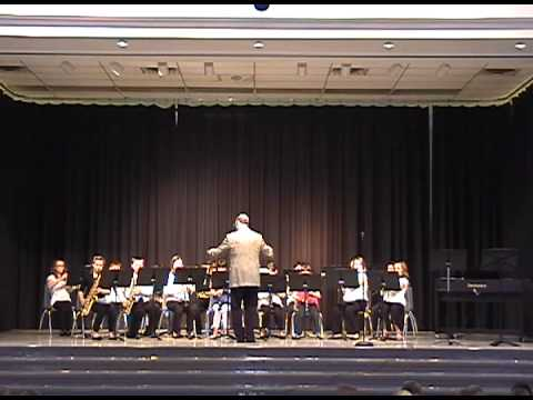 M6 - Morton Elementary School - Band Concert - February 2012 - Part One