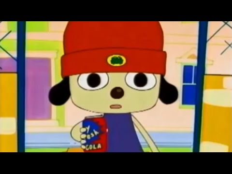 PaRappa The Rapper - Episode 1: The Initial P!!