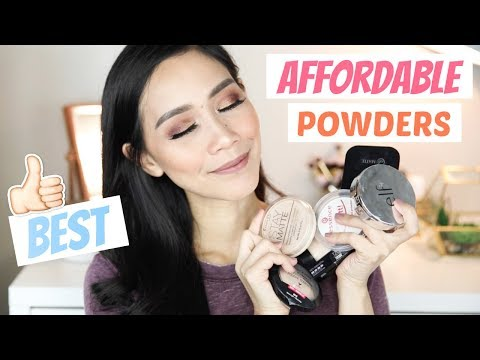 Best Foundation Powders the best