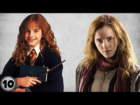 Top 10 Dumbest Hermione Granger Moments