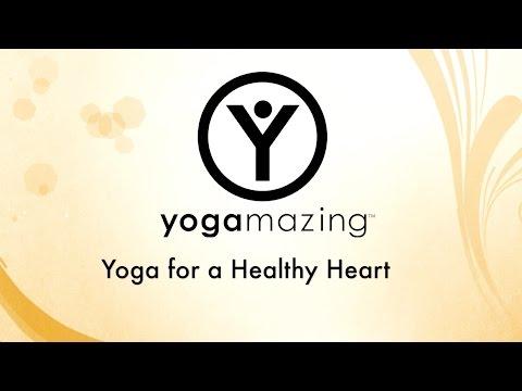 Yoga for a Healthy Heart