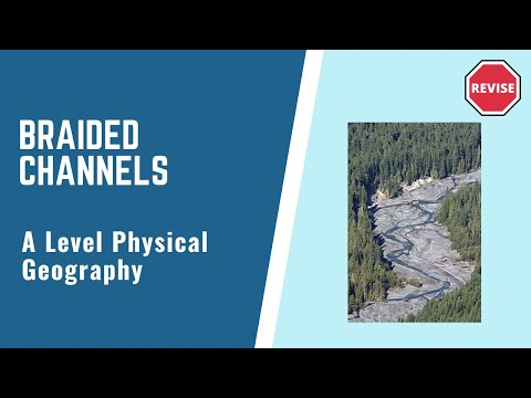 As Physical Geography - Braided Channels