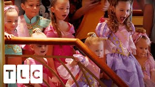 The Quints Dress Up As Their Favourite Disney Princesses | OutDaughtered