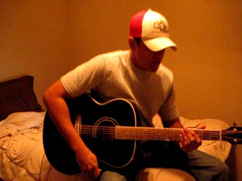 The Man I Want to Be - Chris Young(cover)