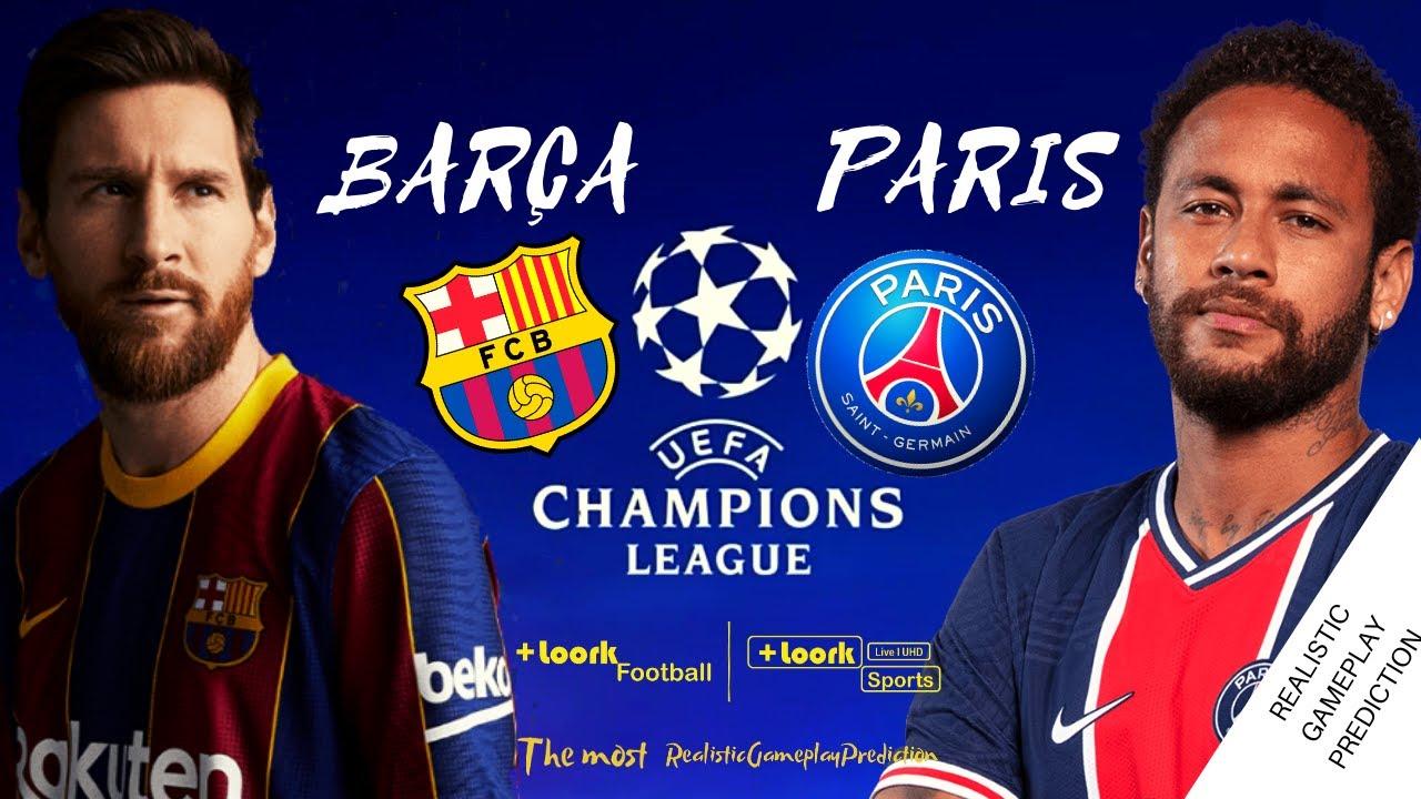 Barcelona vs Paris Saint-Germain Live - Onhike - Latest News Bulletins