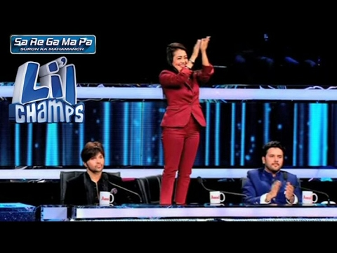 Neha Kakkar Fantasy | Sa Re Ga Ma Pa Lil Champs 2017 | On The Hunt