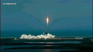 MOMENTO EXACTO del DESPEGUE de SPACEX, NASA Y CREW DRAGON, SpaceX, NASA Launch U.S. Astronauts