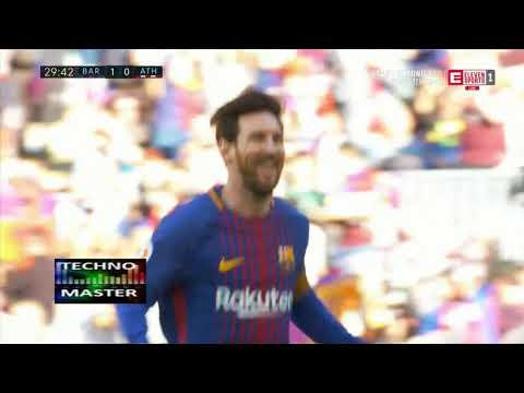 BARCA 2 ATHLETICO 0 HIGHLIGHTS AND GOALS 18/03/2018