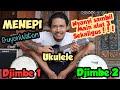 MANTAP ABISS!! MENEPI - NGATMO MBILUNG || Ukulele Reggae Cover