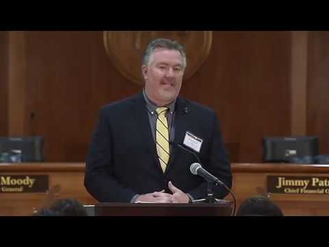 National Crime Victims' Rights Week Awards Ceremony - Tallahassee, Florida (April 10, 2019)
