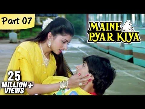 Maine Pyar Kiya Full Movie HD | (Part 7/13) | Salman Khan | Superhit Romantic Hindi Movies