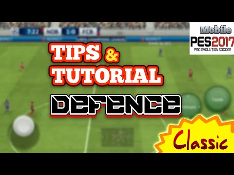Pes 2018 Mobile Tips