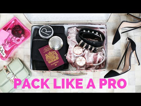 How to Pack like a Pro: Top Travel Hacks!