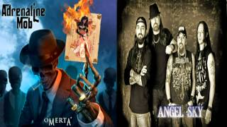 Adrenaline Mob - Angel Sky [omerta - 2012 ]