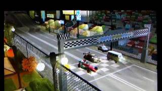 Cars 2 PSP Gameplay