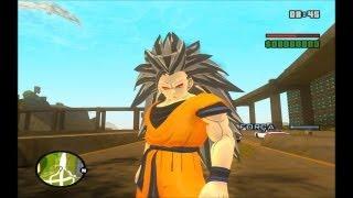 GTA SA EVOLUTION DOWNLOAD SKIN SHADOW GOKU (GOKU DAS SOMBRAS) FULL HD 1080p