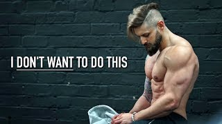 I DON'T OFTEN TALK ABOUT THIS  | My Adversity & Low Motivation Advice | Lex Fitness