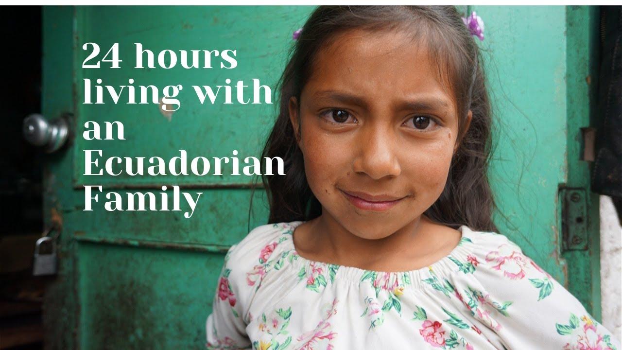 This family showed me the true meaning of sacrifice (La Pobreza en ECUADOR 2020)