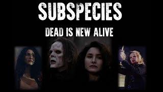 ► Radu Vladislas Andamp Michelle Morgan ϟ Subspecies  ¸.•♥•. Dead Is New Alive .•♥•.¸