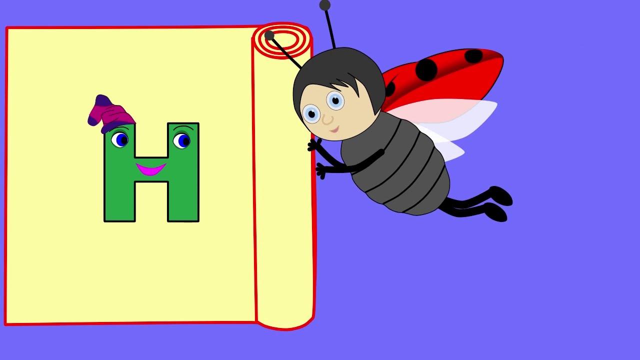 Все про букву Н. Учим буквы. Азбука для детей. Учим Алфавит.