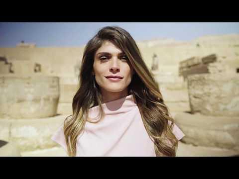 MADELEINE Fashion x Elisa Sednaoui   Egypt   Summer 2019