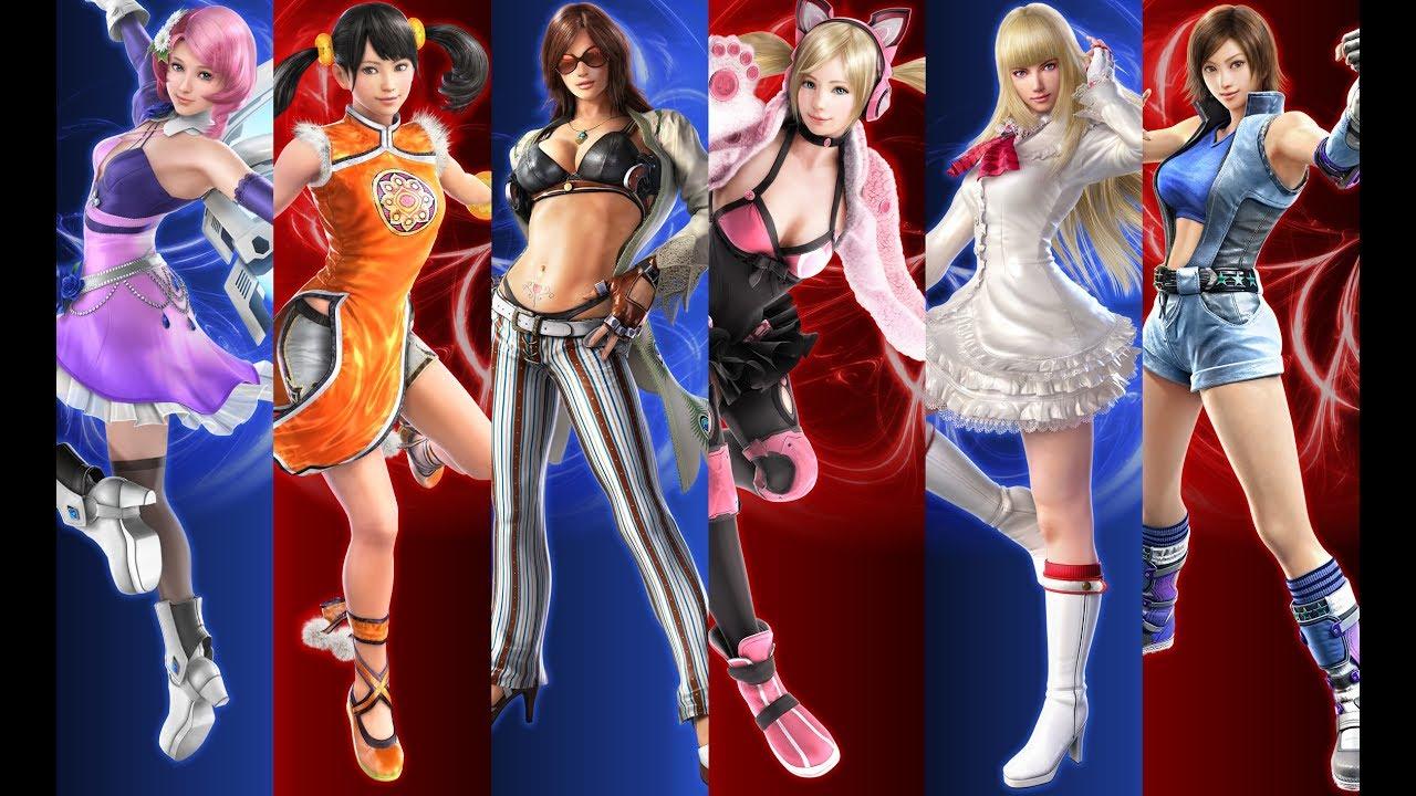 Tekken characters Nude Photos 87