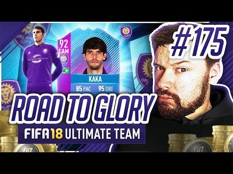 WE GOT END OF ERA KAKA! - #FIFA18 Road to Glory! #175 Ultimate Team