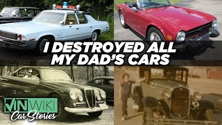 Here's why car guys with kids can't have nice things