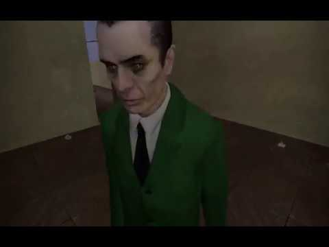 Creepy Pasta: Crunched Up Paper House GMOD