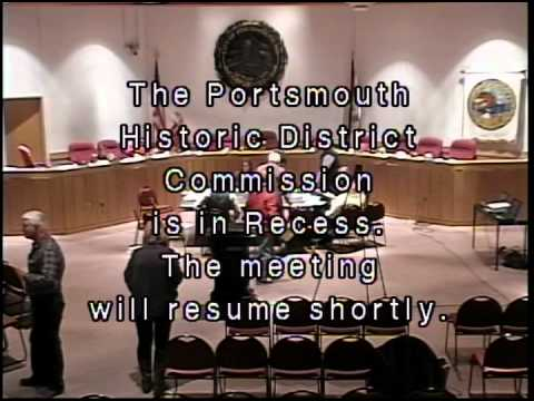 Historic District Commission 12.10.14