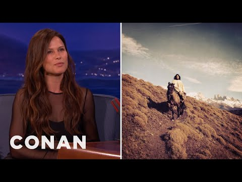 Rhona Mitra's South American Adventure