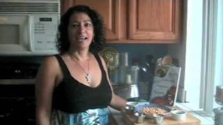 How To Make Hummus (recipe From Mom's Authentic Assyrian Recipes.)