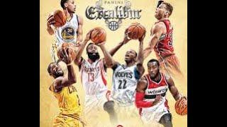 2014-15 Panini Excalibur Basketball Hot Pack 1 (NEW)