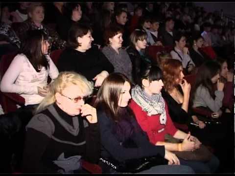 видео: 23 11 2011 МИСС ЛЫСКОВО 2011 h264