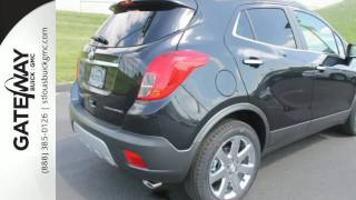 New 2016 Buick Encore St Louis MO St Charles, MO #160628
