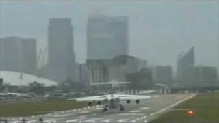 Atterrissage Londres