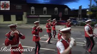 Gortagilly Coronation F B Portadown Defenders Parade 16 08 19