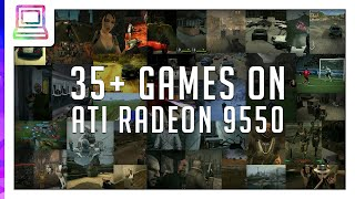 35+ Video Games Running On ATI…