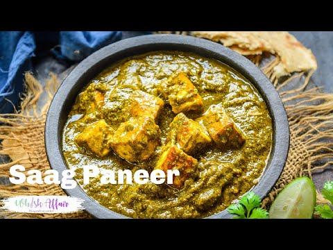 best-saag-paneer-recipe-(indian-restaurant-style)